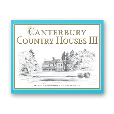 Rodney Wells - Canterbury Country Houses III