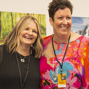 Open House 2018 - Bridget Batchelor and Janice Page